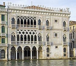 Venetian Gothic venetian gothic architecture | architectural travels